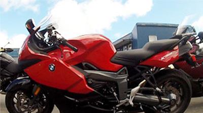 BMW K1300S 2012