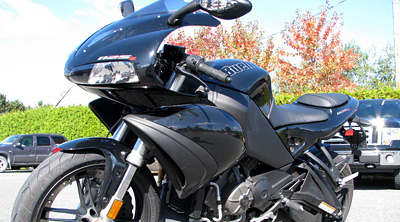 BUELL – 1125R 2009