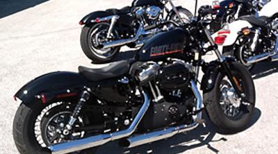 Harley-Davidson Forty-Eight 1200 2013