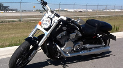 Harley-Davidson V-Rod Muscle 2013