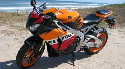 Honda CBR1000RR ABS 2009