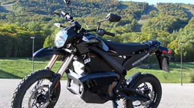 Zéro DS Motorcycles 2012