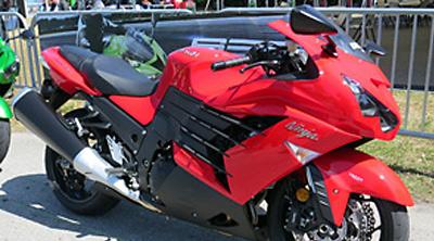 Kawasaki ZX-14R ABS 2013