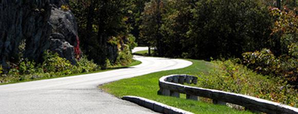 Blue Ridge, Virginie