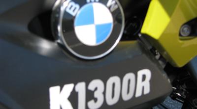 BMW K1300R 2011
