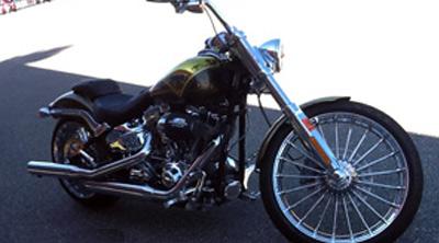 Harley-Davidson Breakout CVO 2013