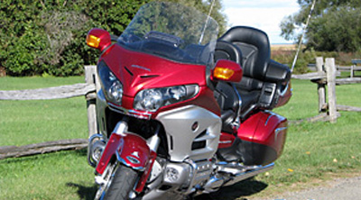 Honda GL1800 Goldwing 2012