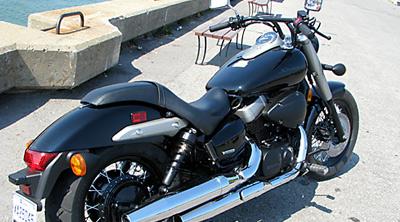 Honda Shadow Phantom 2010