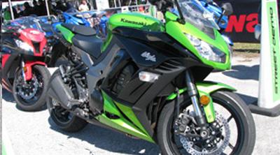 Kawasaki Z1000SX 2012 ou Ninja 1000