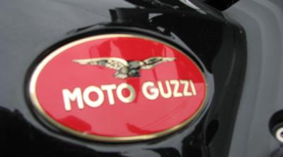 Moto Guzzi Norge GT8V 2011