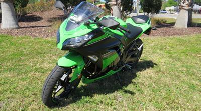 Kawasaki Ninja 300 ABS 2013