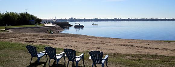 Îles du lac Champlain/Stowe/Frelisghburg, Qc/VT