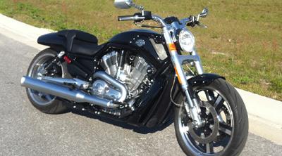 Harley-Davidson V-Rod 2014