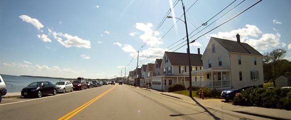 Boston et la route côtière du Maine
