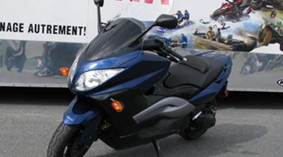 Yamaha TMAX 500 2009
