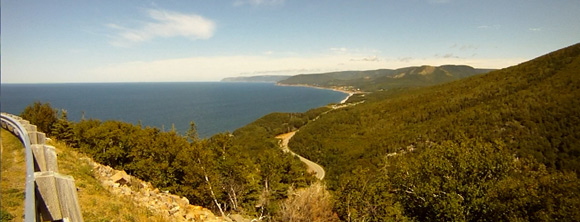 Cabot trail – NB