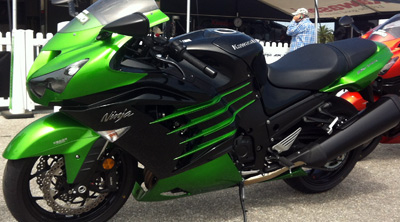 Kawasaki ZX14R 2014