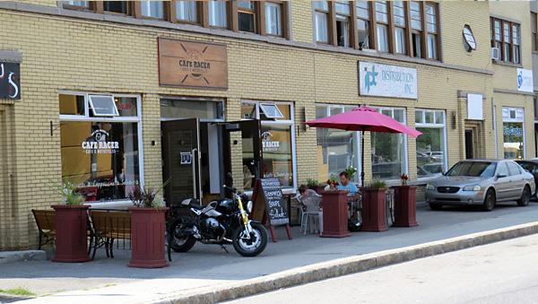 Cité café racer – café & motocycles