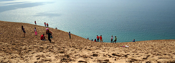 Sleeping Bear Dunes National Lakeshore