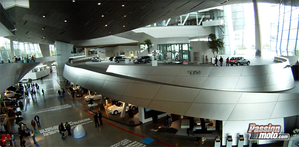 BMW monde ou Musée BMW Welt