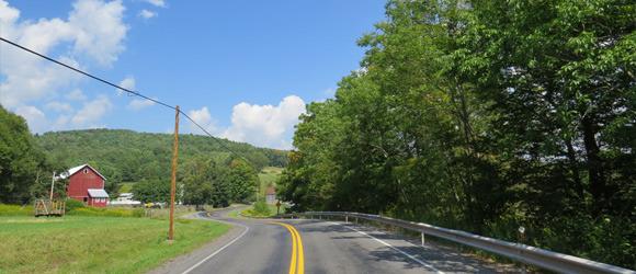 Allegheny National Forest – Pennsylvanie