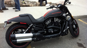 Harley-Davidson Night Rod 2015