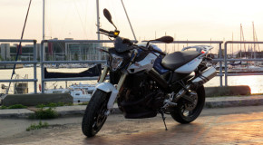 Essai BMW F800R