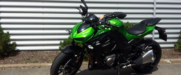 Essai Kawasaki Z1000