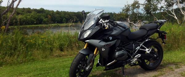 Essai BMW R1200RS