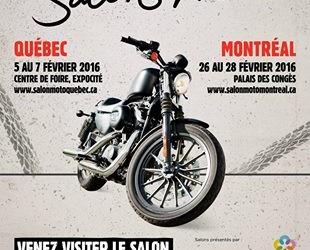 Salon de la moto 2016