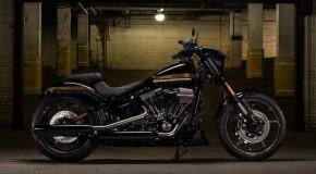 Deux nouveaux Harley-Davidson en 2016