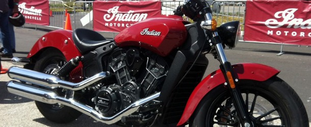 Essai routier – Indian Scout Sixty