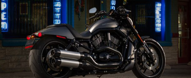 Essai HD Night Rod Special