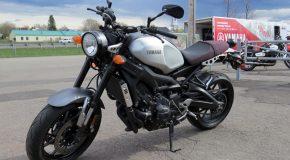 Essai Yamaha XSR900