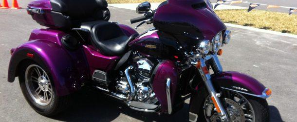 Harley-Davidson Trike Glide Ultra