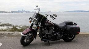 Essai Harley-Davidson Heritage 2018