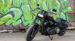 Essai Harley-Davidson Fat Bob 2018