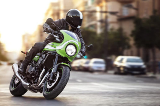 Kawasaki Z900RS et Café racer