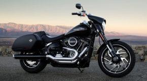 Présentation Sport Glide Harley-Davidson