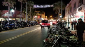 Daytona Bike Week en perte de vitesse