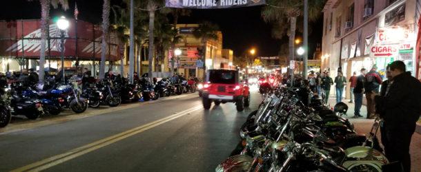 Daytona Bike Week en perte de vitesse