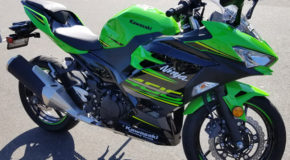 Essai routier Kawasaki Ninja 400