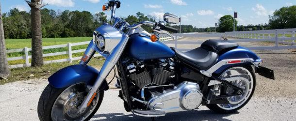 Harley-Davidson Fatboy 2018