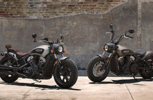Essai routier Indian Bobber 2018
