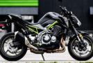 Essai Kawasaki Z900 2018