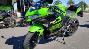 Essai Kawasaki Ninja 400 2018